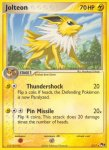 Pokemon POP Series 3 card 3