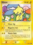 Pokemon POP Series 3 card 4