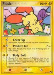 Pokemon POP Series 3 card 5