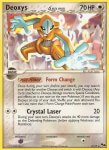 Pokemon POP Series 4 card 2