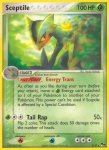 Pokemon POP Series 4 card 5