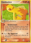 Pokemon POP Series 4 card 6