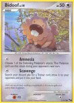 Pokemon POP Series 6 card 11