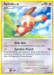 Pokemon POP Series 7 card 17