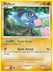 Pokemon POP Series 8 card 16