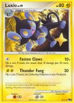 Pokemon POP Series 8 card 8