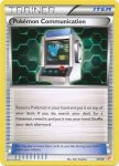 Pokemon Black & White Trainer Kit Excadrill deck card 24