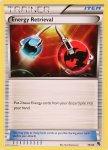Pokemon Black & White Trainer Kit Zoroark deck card 16