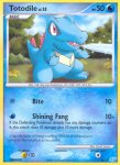 Pokemon Diamond and Pearl Trainer Kit card 8