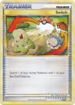 Pokemon HeartGold & SoulSilver Trainer Kit Raichu deck card 24