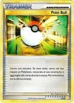Pokemon HeartGold & SoulSilver Trainer Kit Raichu deck card 25
