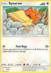 Pokemon Sun and Moon Trainer Kit Alolan Raichu deck card 13
