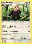 Pokemon Sun and Moon Trainer Kit Alolan Raichu deck card 18
