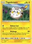 Pokemon Sun and Moon Trainer Kit Alolan Raichu deck card 26
