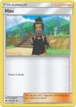 Pokemon Sun and Moon Trainer Kit Alolan Sandslash deck card 19