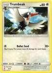Pokemon Sun and Moon Trainer Kit Lycanroc deck card 4