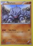 Pokemon XY Trainer Kit Latios deck card 15