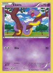 Pokemon XY Trainer Kit Noivern deck card 16