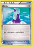 Pokemon XY Trainer Kit Noivern deck card 29