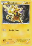 Pokemon XY Trainer Kit Pikachu Libre deck card 15