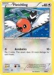 Pokemon XY Trainer Kit Pikachu Libre deck card 16