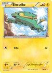 Pokemon XY Trainer Kit Pikachu Libre deck card 28