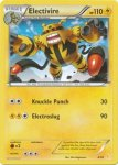 Pokemon XY Trainer Kit Pikachu Libre deck card 4