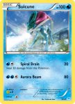 Pokemon XY Trainer Kit Suicune deck card 14