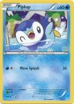 Pokemon XY Trainer Kit Suicune deck card 16