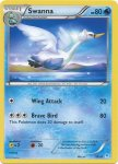 Pokemon XY Trainer Kit Suicune deck card 18