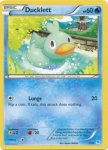 Pokemon XY Trainer Kit Suicune deck card 24