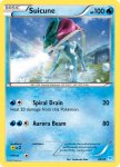 Pokemon XY Trainer Kit Suicune deck card 30
