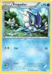 Pokemon XY Trainer Kit Suicune deck card 6
