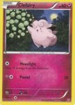 Pokemon XY Trainer Kit Wigglytuff Deck card 19/30