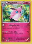 Pokemon XY Trainer Kit Wigglytuff Deck card 30/30