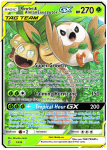 Pokemon Sun and Moon Unified Minds card 1