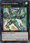 Yugioh banned list card Daigusto Emeral
