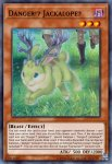 Yugioh banned list card Danger!? Jackalope?