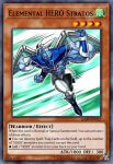 Yugioh banned list card Elemental HERO Stratos