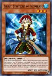 Yugioh banned list card Shurit, Strategist of the Nekroz
