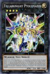 Yugioh banned list card Tellarknight Ptolemaeus