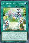 Yugioh banned list card Trickstar Light Stage
