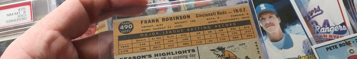Baseball Card Values Price Guide Cardmavin