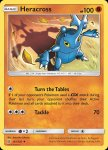 Pokemon Unified Minds card 107