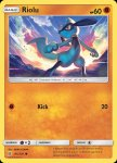 Pokemon Unified Minds card 116