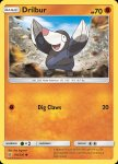 Pokemon Unified Minds card 118