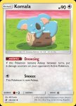 Pokemon Unified Minds card 185