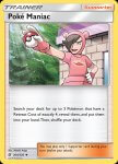 Pokemon Unified Minds card 204