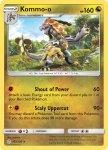 Pokemon Cosmic Eclipse card 163