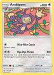 Pokemon Cosmic Eclipse card 170